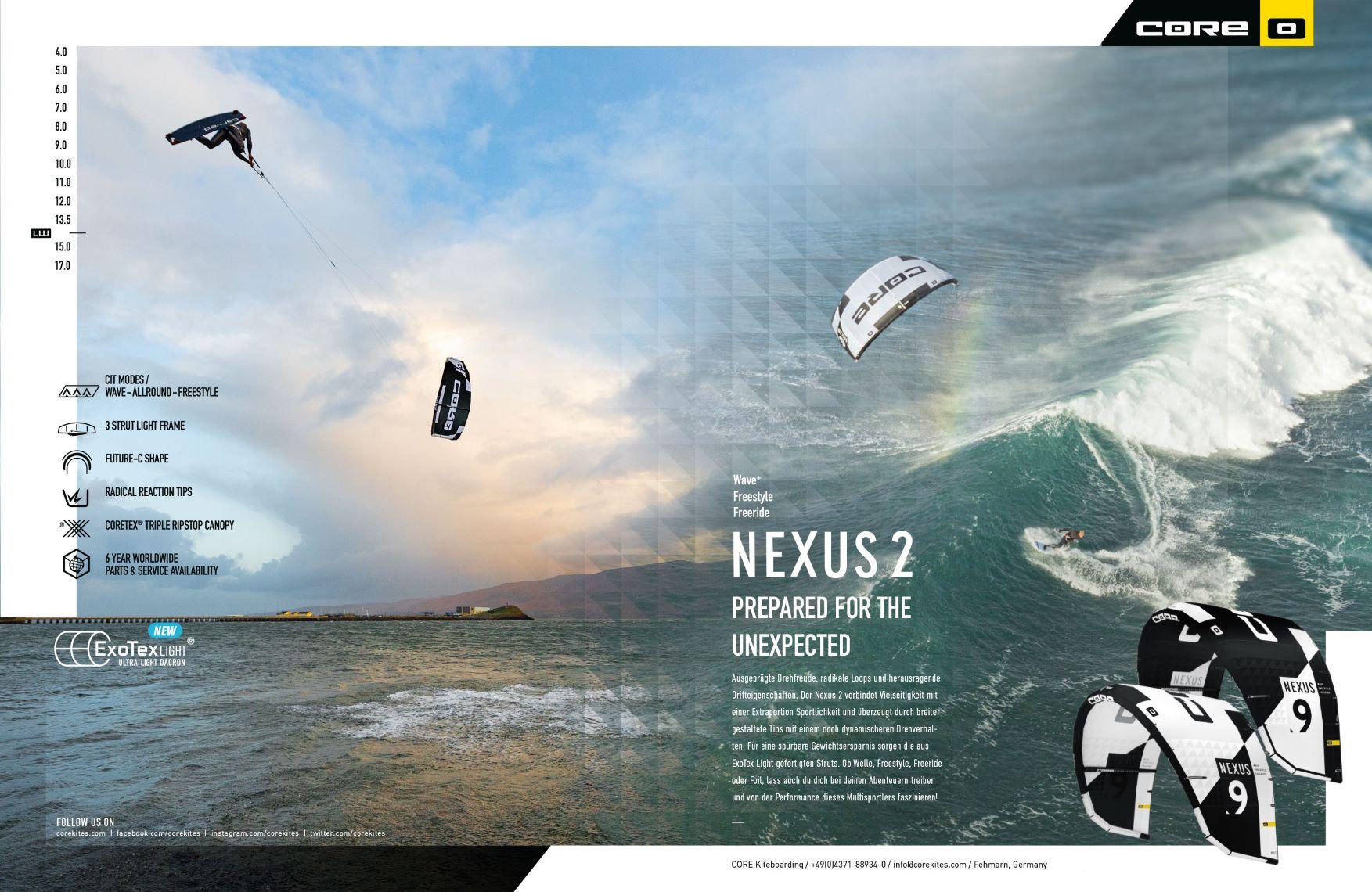 Core Nexus 2 Einsteigerkite